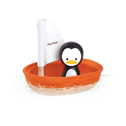 5711_PlanToys_SAILING_BOAT-PENGUIN_Water_Play_Imagination_Language_and_Communications_Explore_Fine_Motor_12m_Wooden_toys_Education_toys_S