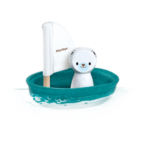 5712_PlanToys_SAILING_BOAT-POLAR_BEAR_Water_Play_Language_and_Communications_Explore_Fine_Motor_12m_Wooden_toys_Education_toys_Safety_Toy