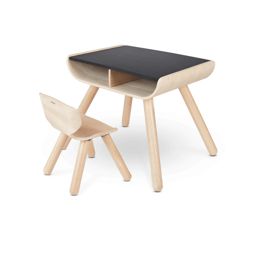 8703_PlanToys_TABLE_and_CHAIR_-_BLACK_PlanHome™_3yrs_Wooden_toys_Education_toys_Safety_Toys_Non-toxic_0