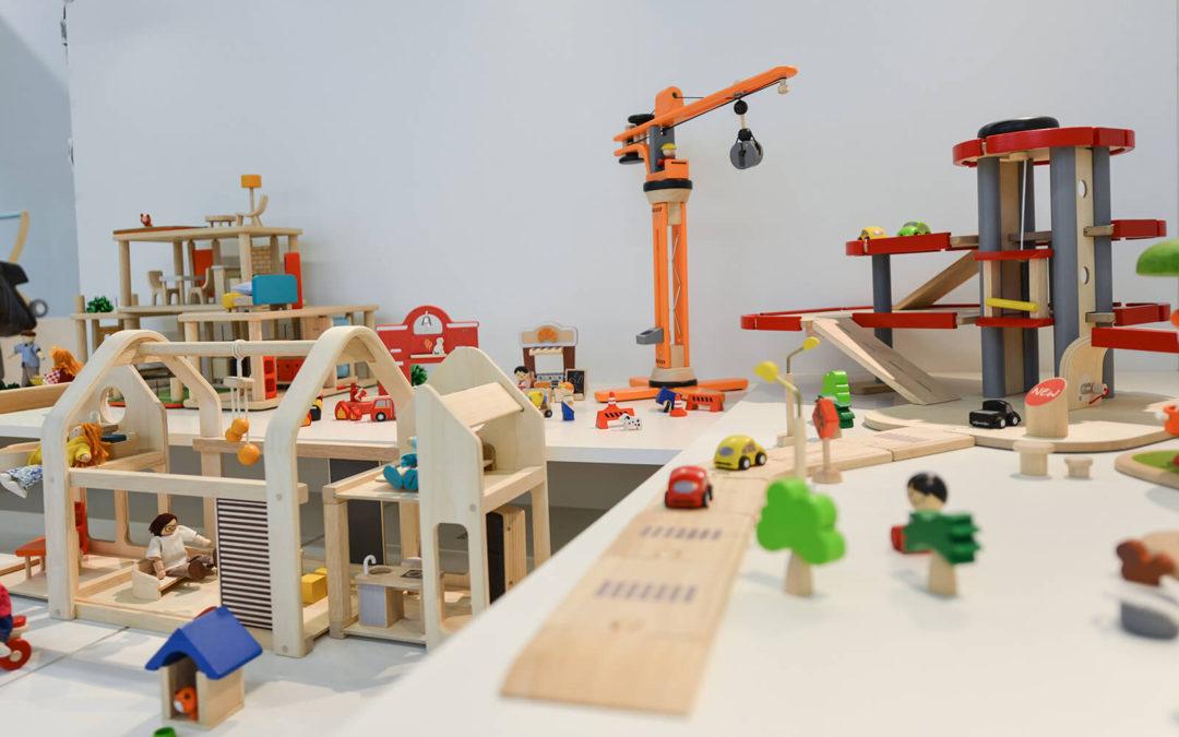PlanToys az ultrechti TradeMart kiállításon